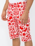 Holiday - Animal Print Shorts - Men