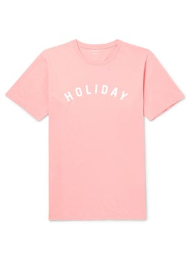 Holiday - Pink T-shirt - Women
