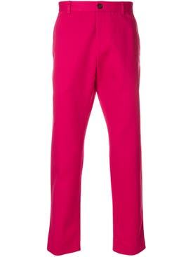 Gucci - Drill Chinos Pink - Men