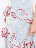 Rosie Assoulin - Rosie Assoulin X The Webster Twisted Ruffle Skirt - Women