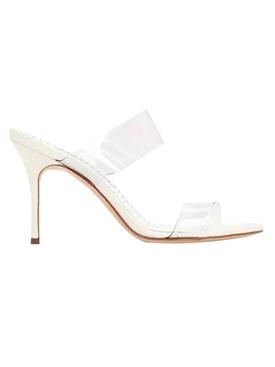 Scolto sandal, white