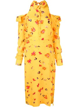 Altuzarra - Chiara Dress Yellow - Clothing