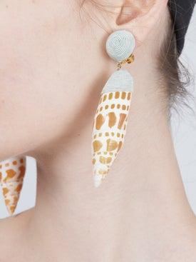 Rebecca De Ravenel - Ophelia Mint Earrings - Women