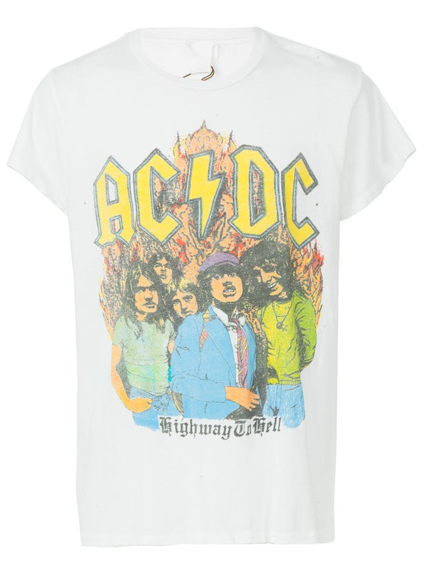 26ab490d0af0 Madeworn - Ac/dc Highway To Hell Tee-shirt - Men