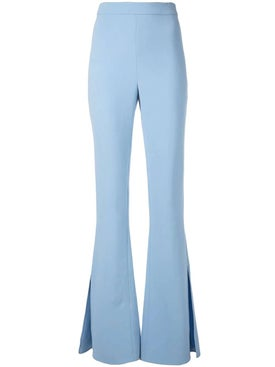 Cushnie - Flared Slit Trousers - Women