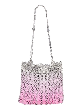 Degrade 1969 Arty Bag Pink and Silver SILVER AND PINK