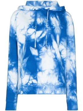 x Peter Saville Lose Yourself Hoodie Blue