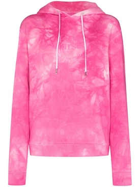 x Peter Saville Lose Yourself Hoodie Rose