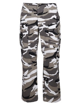 Balenciaga - Army Camo Pants - Men