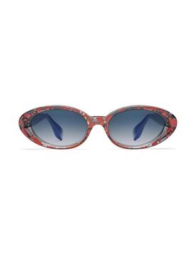 Rosie assoulin x morgenthal frederics jawbreaker sunglasses