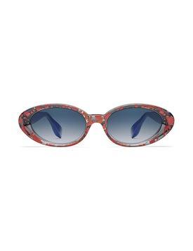 Rosie Assoulin - Rosie Assoulin X Morgenthal Frederics Jawbreaker Sunglasses - Women