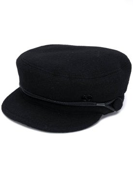 Maison Michel - New Abby Sailor Cap Black - Women