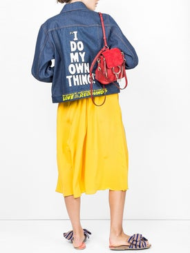 Olympia Le-tan - I Do My Own Thing Jacket - Jackets