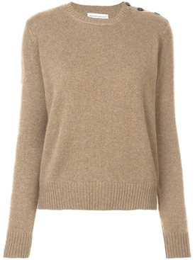 Knitted Jumper KHAKI