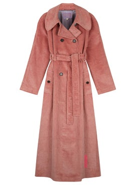 Alexachung - Corduroy Trench Coat - Women
