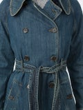 Alexachung - Denim Trench Coat - Jackets