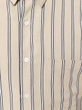 Ami Alexandre Mattiussi - Summer Fit Shirt Beige - Men