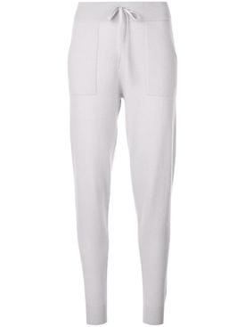 Grey Patton track pants
