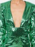 Dundas - Sequin Mini Dress - Women