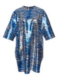 Dundas - Tiger Print Mini Dress - Women