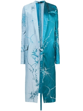 Diuanthus wrap tunic