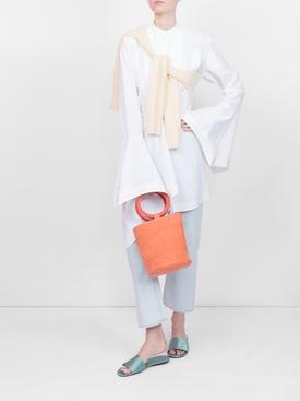 umbrella shirt WHITE