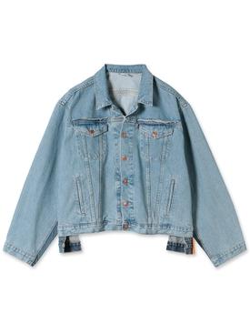 Vetements x Levi's overiszed denim jacket