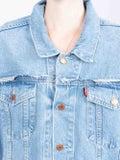 Vetements - Vetements X Levi's Overiszed Denim Jacket - Jackets