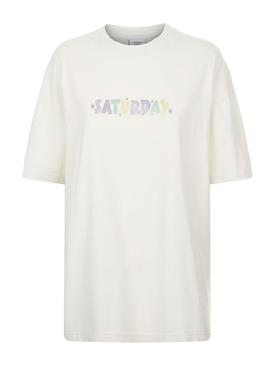 Weekday T-Shirt SATURDAY