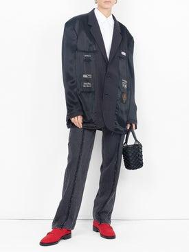 Vetements - Oversized Lining Jacket - Women