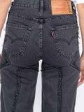 Vetements - Vetements X Levi's Frayed Denim Jeans - Women