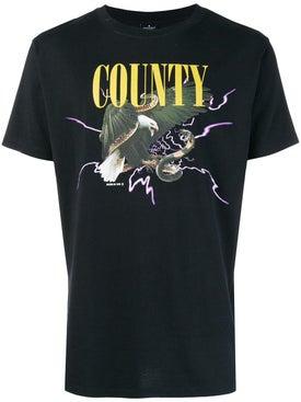 Marcelo Burlon County Of Milan - Eagle Logo T-shirt - Men