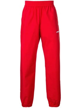 Heron Preston - Track Pants Red - Men
