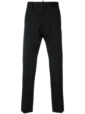 Dsquared2 - Straight Leg Tailored Trousers - Men