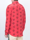 Givenchy - Scratch Olives Print Shirt - Men