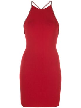 Alexanderwang - Halter Dress Red - Women
