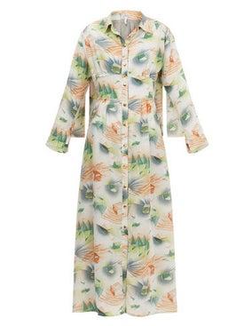 Loewe - Forest Shirtdress - Women