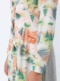 Loewe - Forest Shirtdress Multicolor - Women