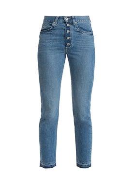 Eve Denim - Silver Bullet Mid-rise Jeans - Women