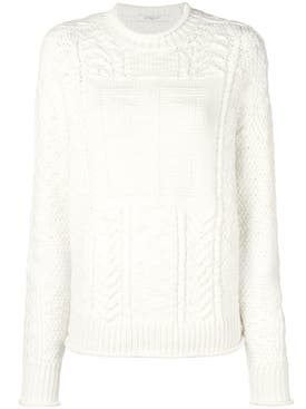 Givenchy - Logo Knit Sweater - Women