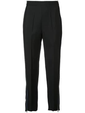 Givenchy - High Waist Tailored Trousers - Women