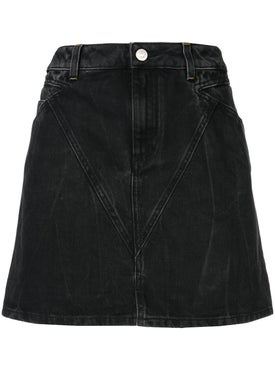 Givenchy - Denim Mini Skirt - Women