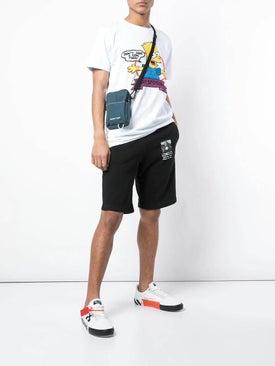 Off-white - Mona Lisa Shorts Black - Men