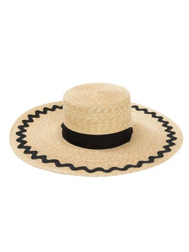 Marysia X Lola Hats - Tall Boater Hat - Women