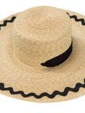 Marysia X Lola Hats - Tall Boater Hat - Women