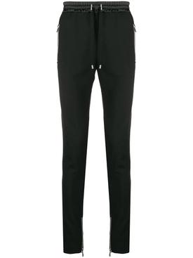 tuxedo track pants BLACK/BLACK