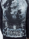 Balmain - Zipped Print Hoodie - Men