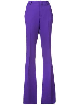 Gucci - Flared Trousers - Women