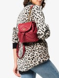 Gucci - Marmont Quilted Leather Backpack - Women