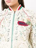 Gucci - Lace Bomber Jacket - Women